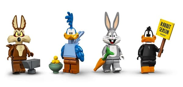 LEGO Announces Looney Tunes Minifigures Are On Their Way