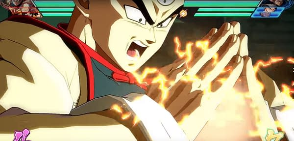 Tien Gets a Dragon Ball FighterZ Character Breakdown