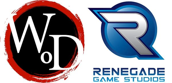 World Of Darkness could find itself in a new era of content with Renegade Game Studios.