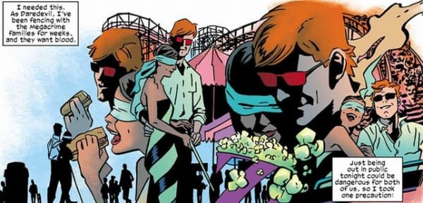Review Sunday – Daredevil #12 by Mark Waid and Chris Samnee