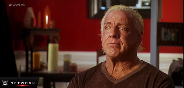 WWE 24 - Ric Flair: The Final Farewell Review - Bittersweet Nostalgia