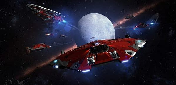 Elite Dangerous: Beyond Receives a New Trailer for Chapter Two