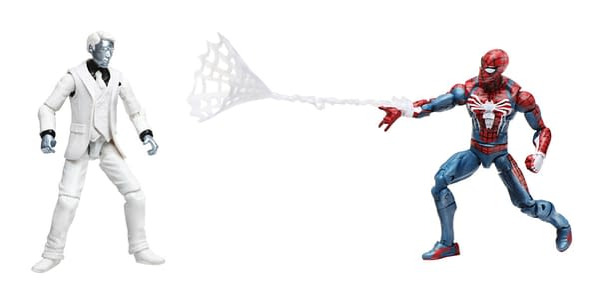 Hasbro Marvel Legends Gamerverse Spider-Man Spider-Man vs. Mister Negative 2-pack