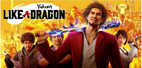 Yakuza: Like A Dragon will now launch on November 10th, courtesy of SEGA.
