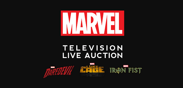 Marvel Television to Auction Off Daredevil, Luke Cage, Iron Fist Netflix Series Items