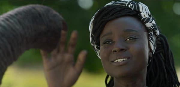 Endlings: Oyin Oladejo Talks Series and Star Trek: Discovery