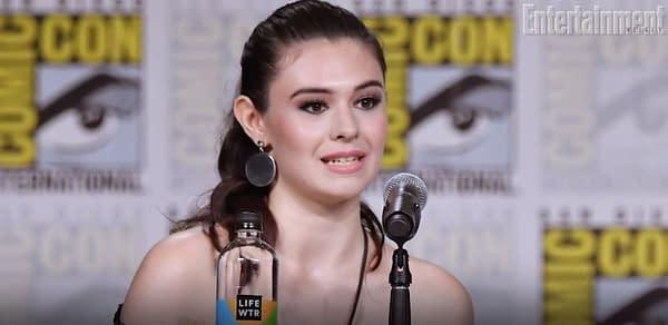 supergirl maines dreamer transgender
