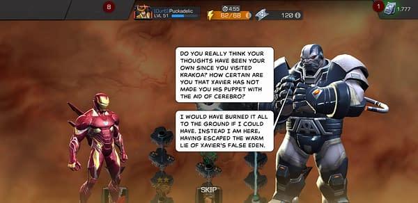 Does Marvel's Contest Of Champions Reveal Krakoa Secrets? (Spoilers)