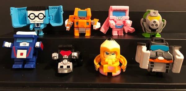 Transformers BotBots 25