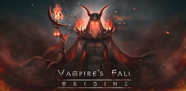 """Vampire's Fall: Origins"" Will Be Released This Month"