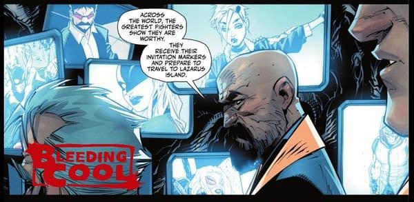 New Robin Character Flatline Cameoed In Detective Comics #1034