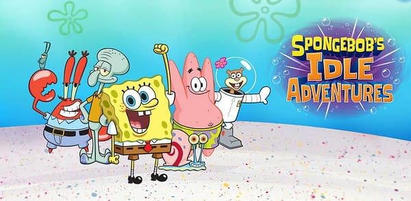 How many different worlds can there be with SpongeBob in them? Courtesy of Kongregate.