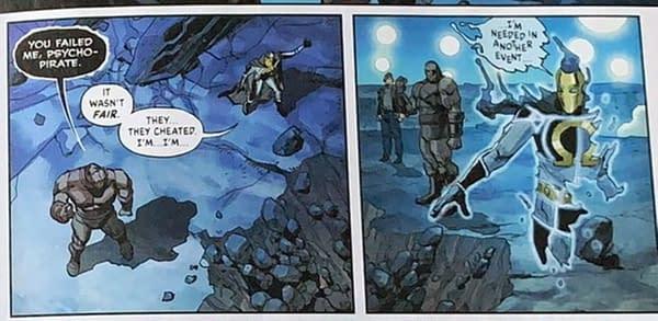 Remaking The DC Comics Omniverse - Infinite Frontier #6 Spoilers