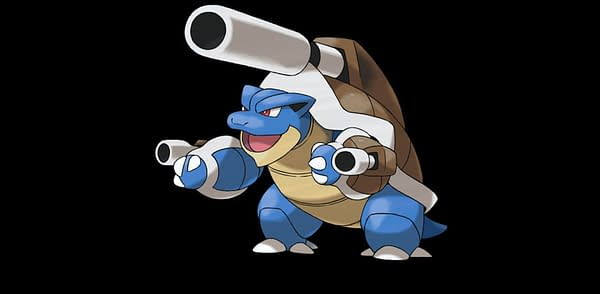 Mega Raid Guide: Top Mega Blastoise Counters in Pokémon GO. Credit: The Pokémon Company