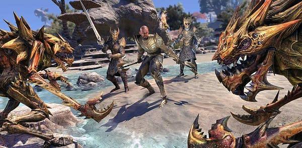 The Elder Scrolls Online: Summerset is TESO at Its Best