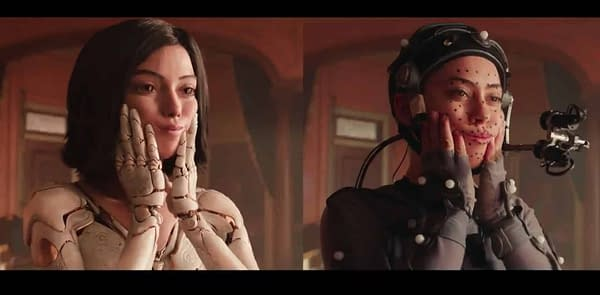 WETA Digital Releases 'Alita: Battle Angel' BTS Featurette