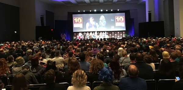 David Tennant Talks Doctor Who, Kilgrave, and Podcasts at C2E2