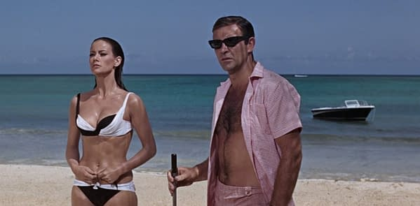 007 Bond Binge: Thunderball: Sharks, Lawsuits, and Tropes