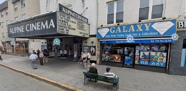 Galaxy Comics Has GoFundMe to Pay $28,000 Outstanding Rent, Or Close.