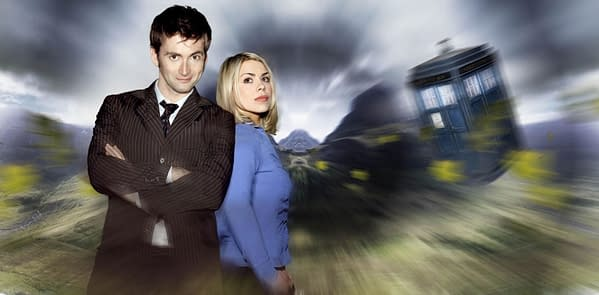 Doctor Who: Best of Series 2 Video Brings Back the Show's Heights