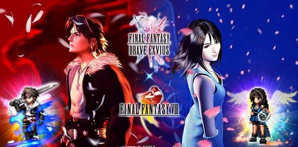 Final Fantasy Brave Exvius is Getting a Final Fantasy VIII Crossover