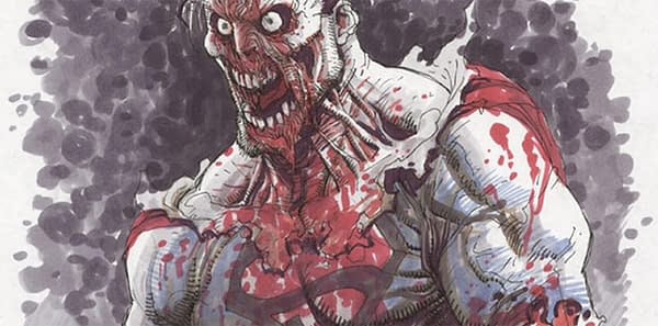 DC Through The Eyes Of A Marvel Zombie: Week One
