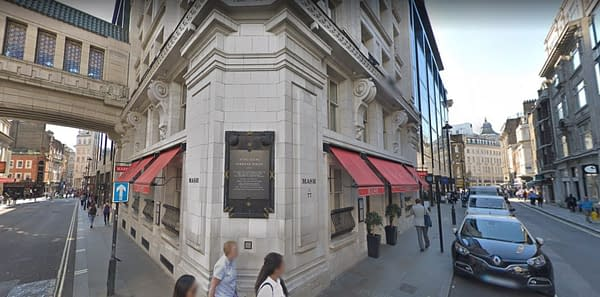 DC World, a New Immersive Restaurant to Open in London's Fashionable Soho
