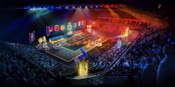 Clash Royale's Crown Championship Is The Biggest Mobile eSports Event