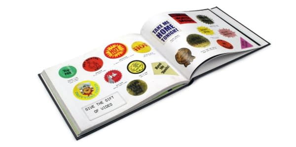 Mondo Offering New Book on the History of Video Store Stickers