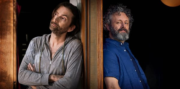 Staged Review: David Tennant, Michael Sheen Reunion Pure Comedy Gold