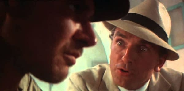 Raiders of the Lost Ark Star Paul Freeman on Belloq Rivalry with Indy