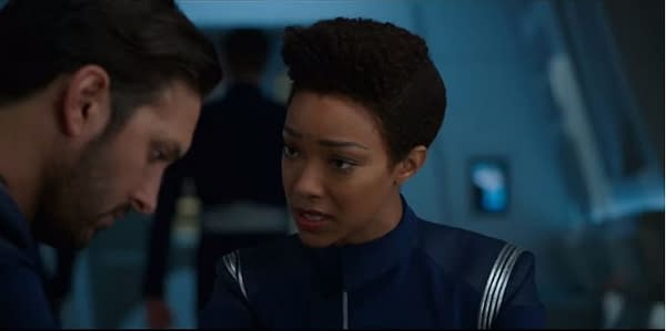 CBS All Access Releases Mid-Season Teaser For Star Trek: Discovery
