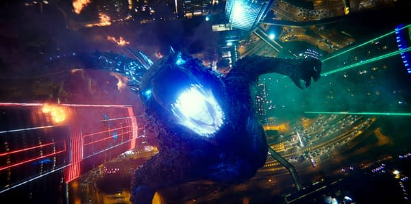 A Whole Bunch of Godzilla vs. Kong HQ Images Tease a Colorful Fight