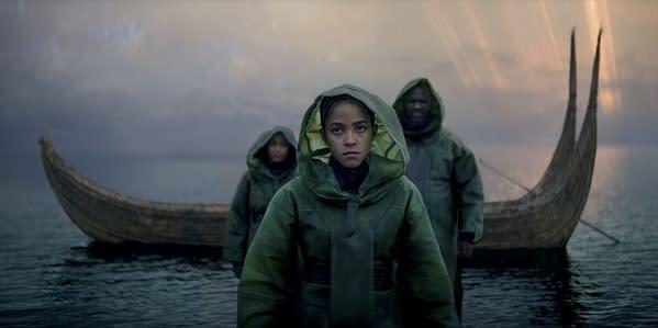 Foundation Rises This September; Apple TV+ Releases New Teaser