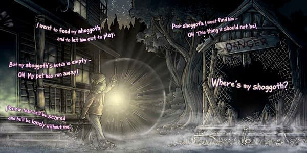 Review: Where's My Shoggoth?