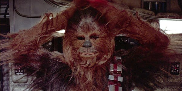 Celebrate Peter Mayhew With The Best Chewbacca Moments