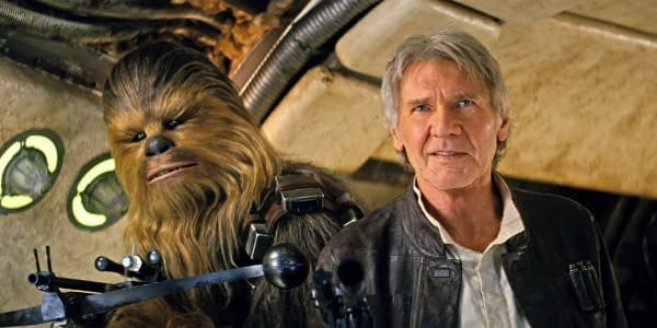 Harrison Ford Is Kind Of Over Star Wars, You Guys