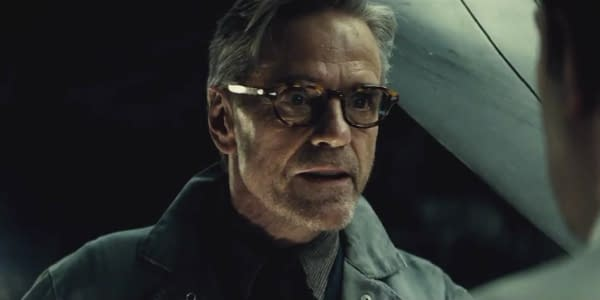 Jeremy Irons Joins the Cast of HBO's 'Watchmen'