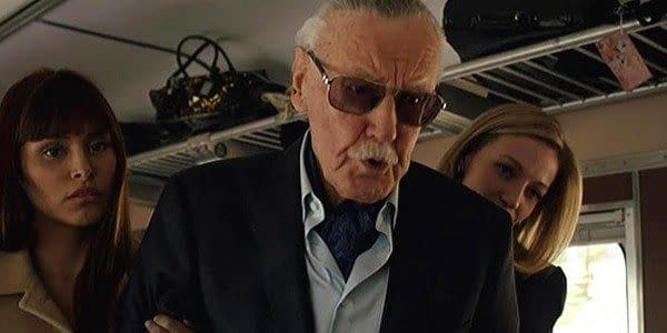 Lying in the Gutters – 11th March 2018 – The Eyes of the World Are on Stan Lee