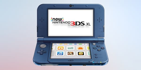 The Nintendo 3DS Has Officially Been Discontinued