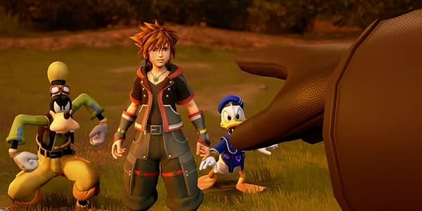 Tetsuya Nomura Discusses Keyblade Transformations And Summons In Kingdom Hearts III