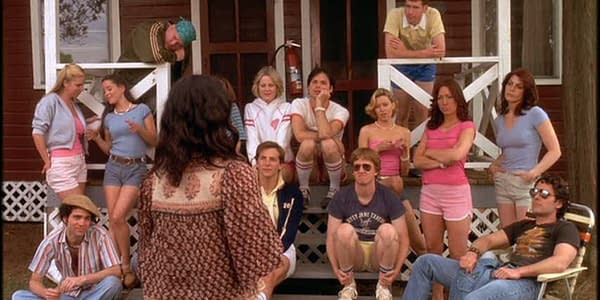 'Wet Hot American Summer' Sequel Gets Premiere Date, Trailer