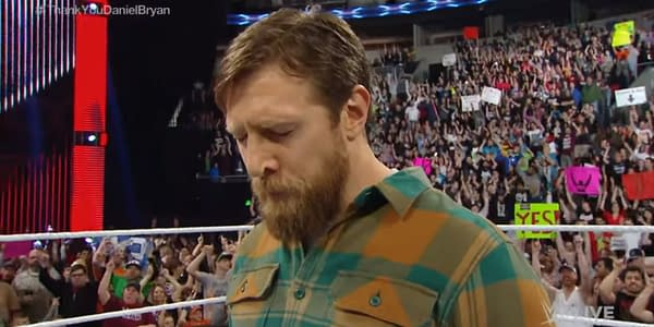 Daniel Bryan is in for a rude awakening when he enters the WWE Thunderdome.