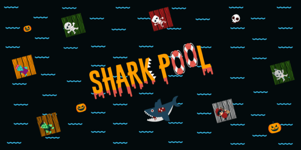 Mobile Gaming Has Jumped The Shark – Shark Pool Has Launched