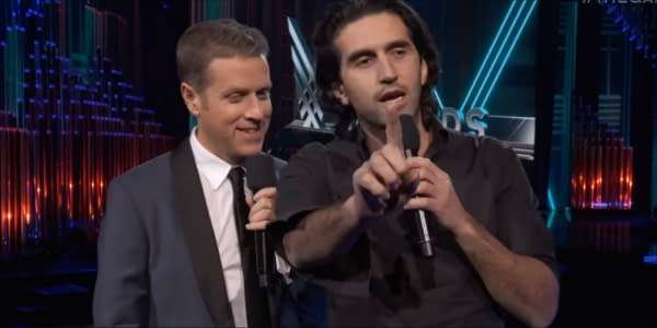 A Way Out Director Explains His Outburst At The Game Awards