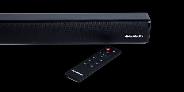 What's That Rumbling? We Review AVerMedia's Sonicblast Soundbar & Subwoofer