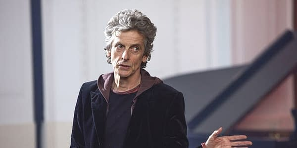 Peter Capaldi Soothes 9-Year-Old Doctor Who Fan with Handwritten Letter