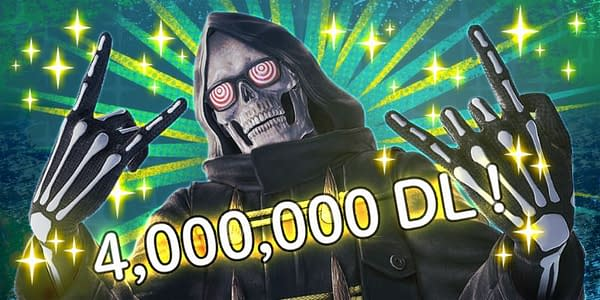 Let It Die Surpasses the 4 Million Downloads Mark
