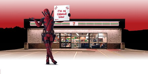 Deadpool 2 Assaults 7-Eleven Customers with Marketing Campaign, Slurpee Cups