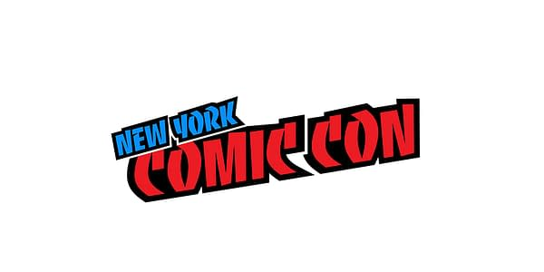 The official logo of New York Comic Con (NYCC)